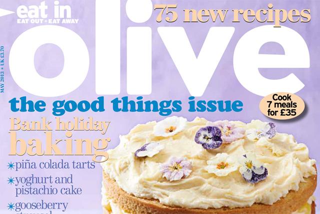 Olive: Immediate Media title