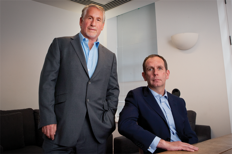 Seven Dials…Kelner (l) and McGuinness will lead the business