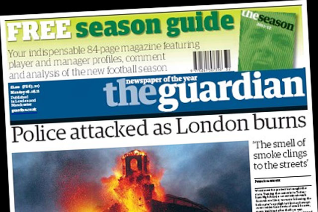 The Guardian: GMG uses Trader Media dividend to secure newspaper's future
