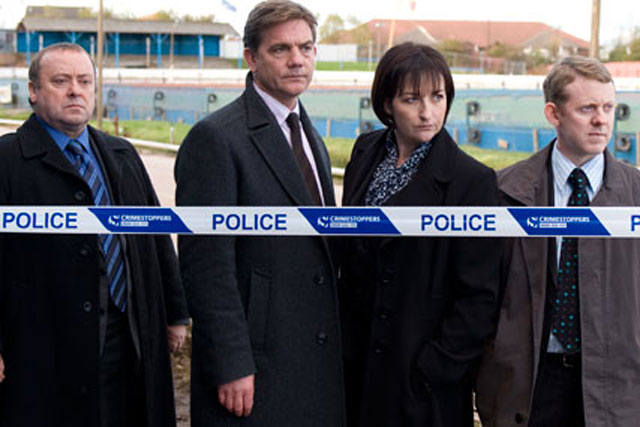Taggart: popular police series is an STV production