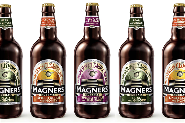 Magners: now available through Facebook