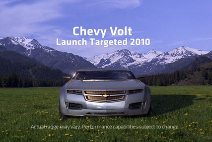 Chevy: GM holding Euro ad review
