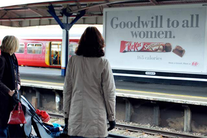 Network Rail site: contract won by JCDecaux and Primesight