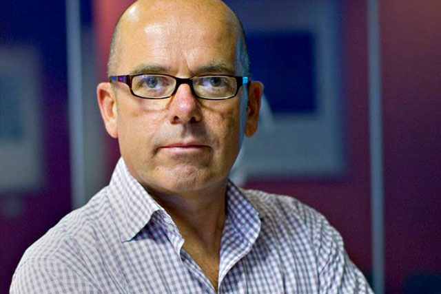 Simon Lawrence: stands down as chief executive of Information Arts