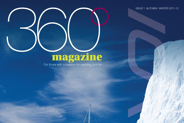 360 Degrees: Merrill Lynch Wealth Management and Yachting Partners International launch magazine for the super rich