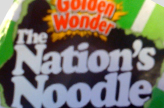 Golden Wonder to take on Pot Noodle with 'The Nation's Noodle'