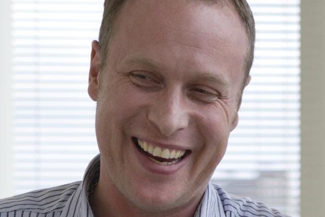 Danny Turnbull, managing director, Gyro