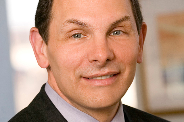 Bob McDonald: P&G's chief executive