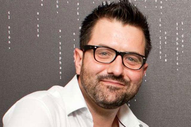 Nick Jefferson: managing director, Gyro London