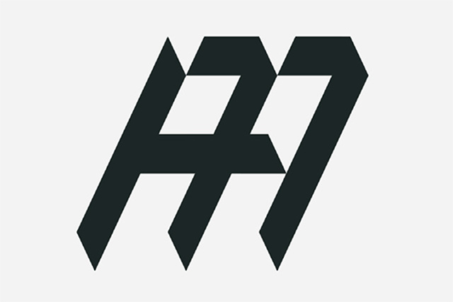 Andy Murray's logo: design incorporates the number 77 as a tribute to Wimbledon win