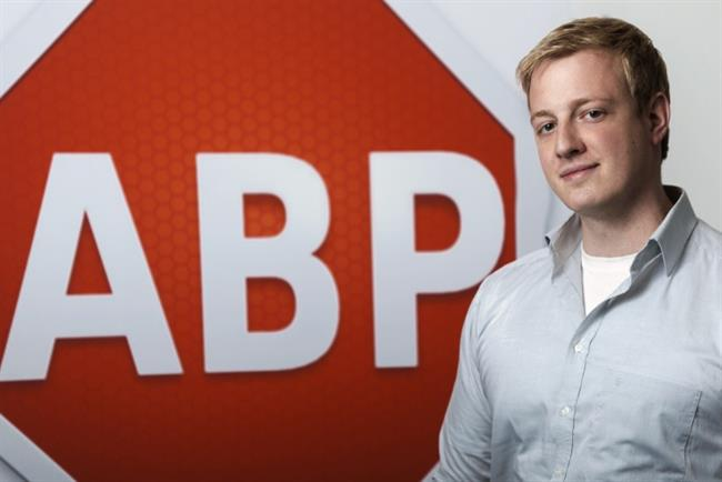 Adblock Plus co-founder Till Faida