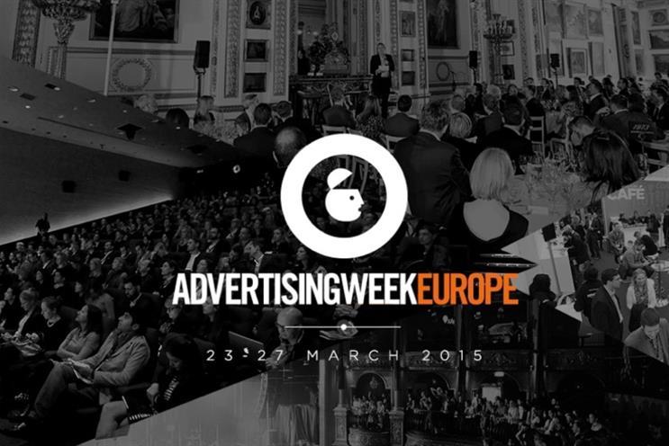 Advertising Week Europe 2015