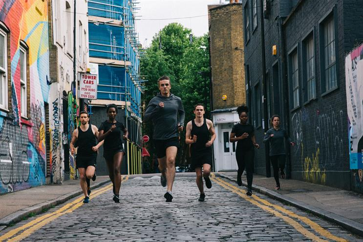 Adidas launches series of running events in London