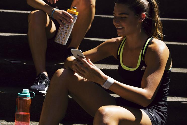 Adidas: new workout space in East London is designed for women