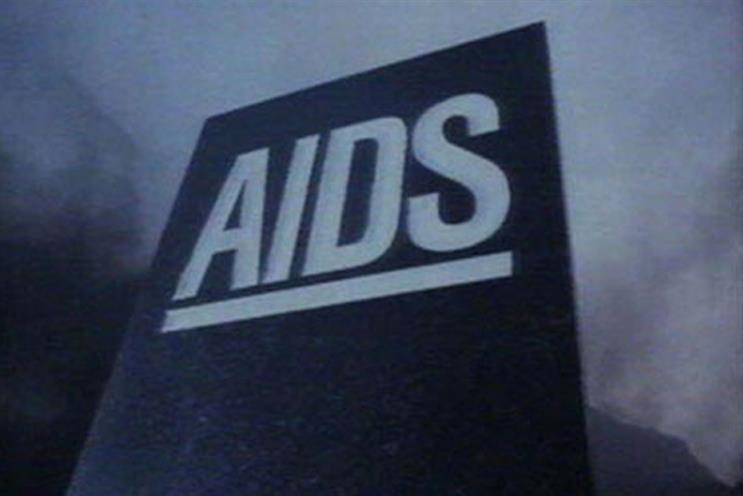 History of advertising: No 109: The government's Aids campaign