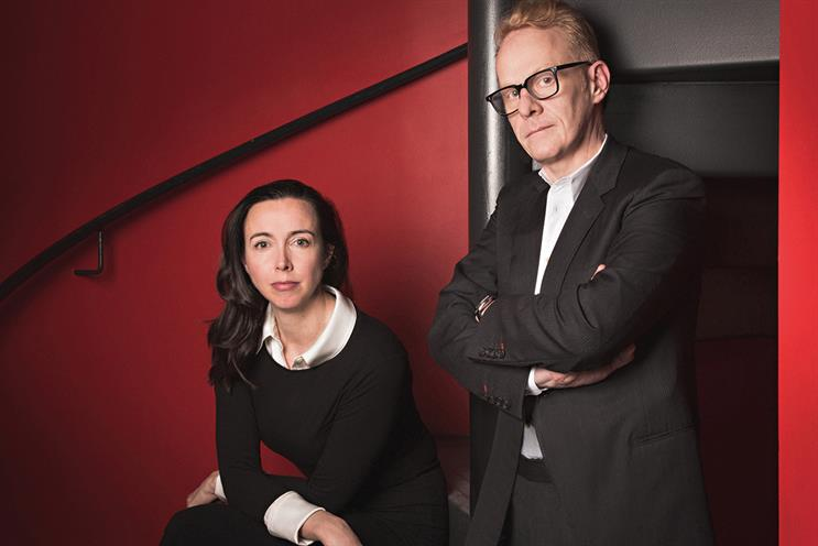 Southey and Aboud: leading Grey's luxury and fashion accounts