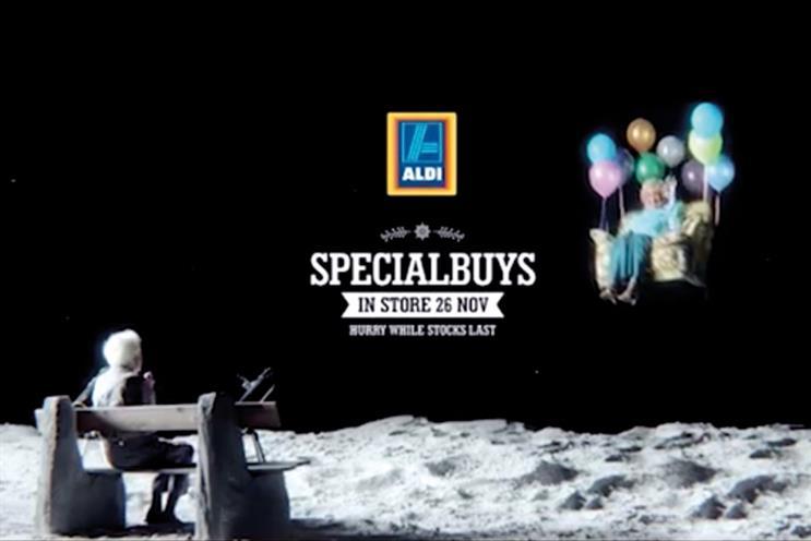 The buzz: Aldi spoofs John Lewis