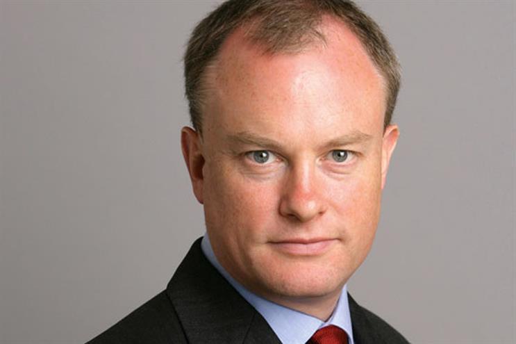 Alex Aiken: executive director, government communications