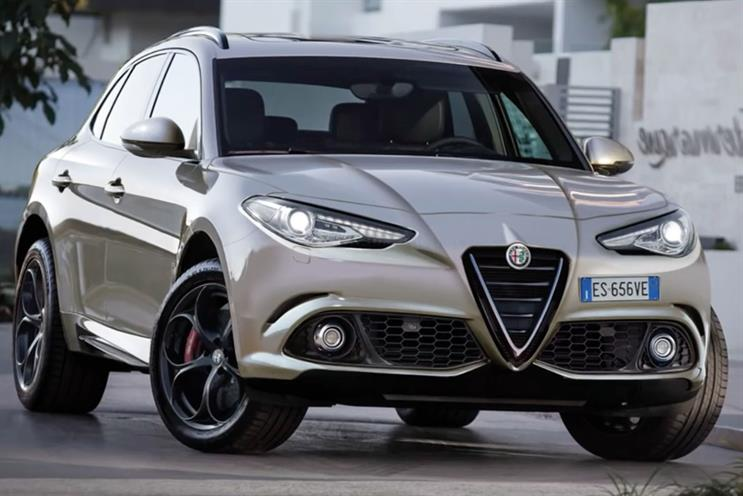 Alfa Romeo: on hunt for agencies