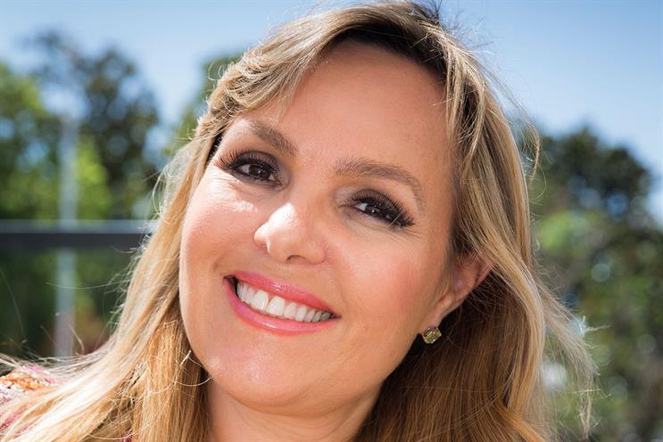 Aline Santos flies the flag for diversity movement