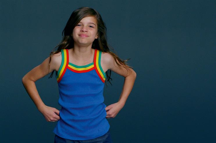'#LikeAGirl': the campaign by Leo Burnett and Holler for Always won the most Pencils overall