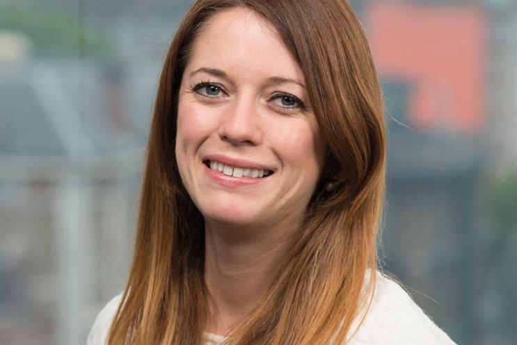 Anna Kilmurray: head of marketing at ClearScore