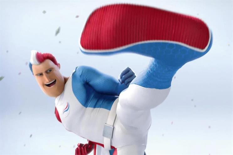 Aquafresh: digital business includes toothpaste brand