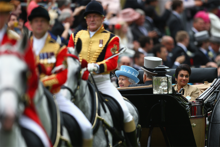 Ascot: wants to attract people to events other than Royal Ascot