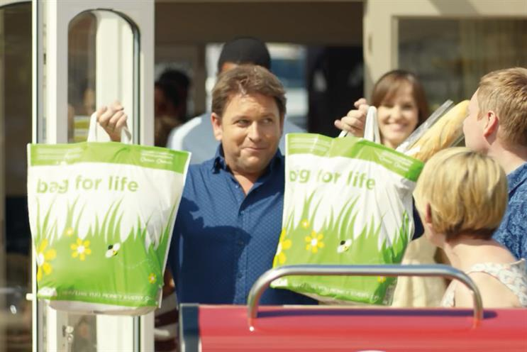 Asda: James Martin TV campaign