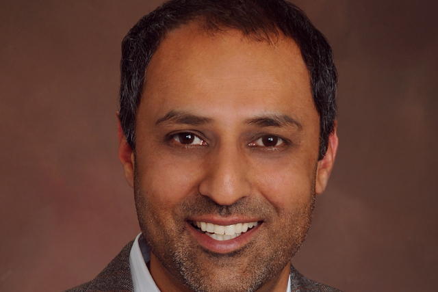 Atif Rafiq: becomes McDonald's first chief digital officer