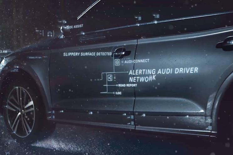 Audi: BBH handles advertising