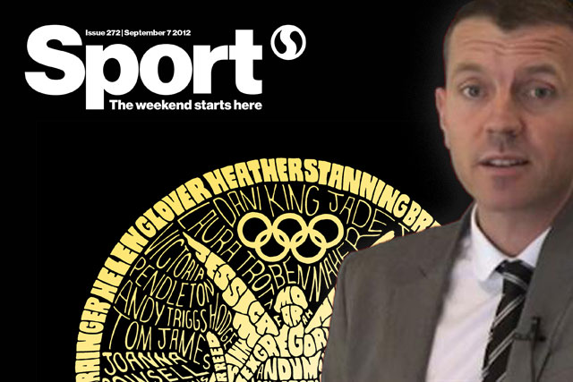 Sport celebrates London 2012 but admits commercial gains limited