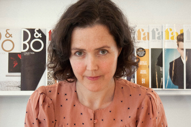 Lucy Naylor: editor-in-chief of the luxury division at The Forward Group