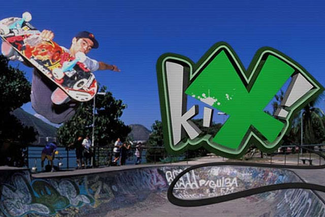 Kix: CSC Media Group channel for boys