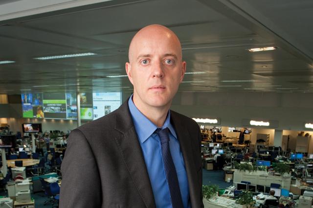 Telegraph Media Group's Nick Hewat