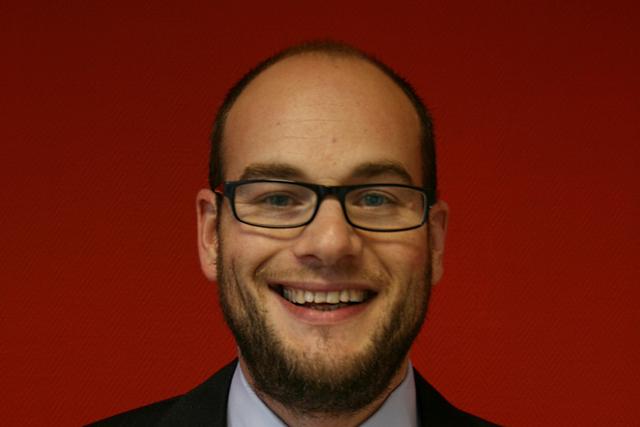 Daniel Todaro, managing director, Gekko
