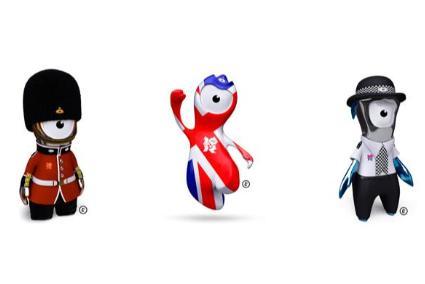 2012 mascots