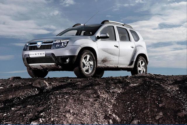 Dacia: value pricing