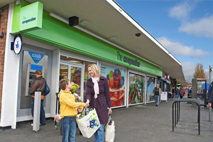 Co-op signs up with O2 for location-based ad campaign