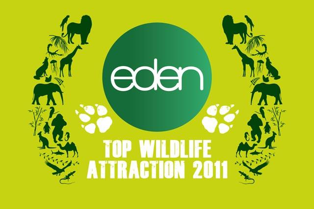 Eden TV: repeats top UK wildlife attraction campaign