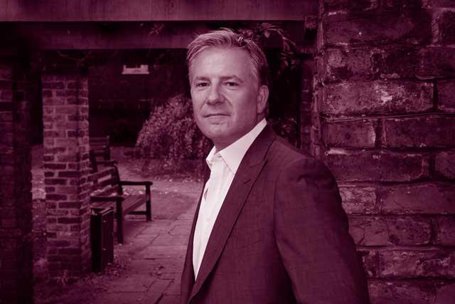 Simon Davies, UK sales director, Microsoft