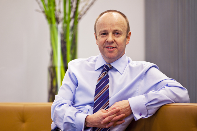 Martin George: leaves Bupa amid restructure