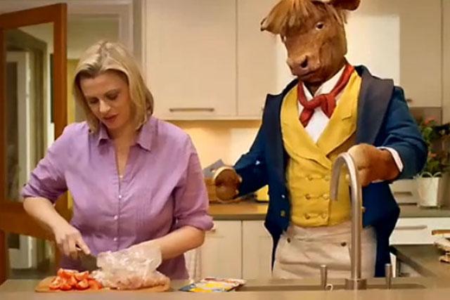 John Bull: current TV ad created by Karmarama for Colman's
