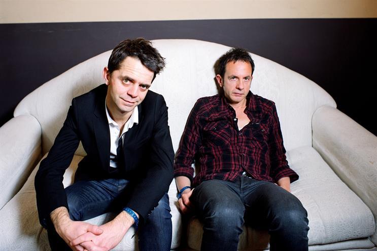 BETC Pop: Christophe Caurret and Fabrice Brovelli