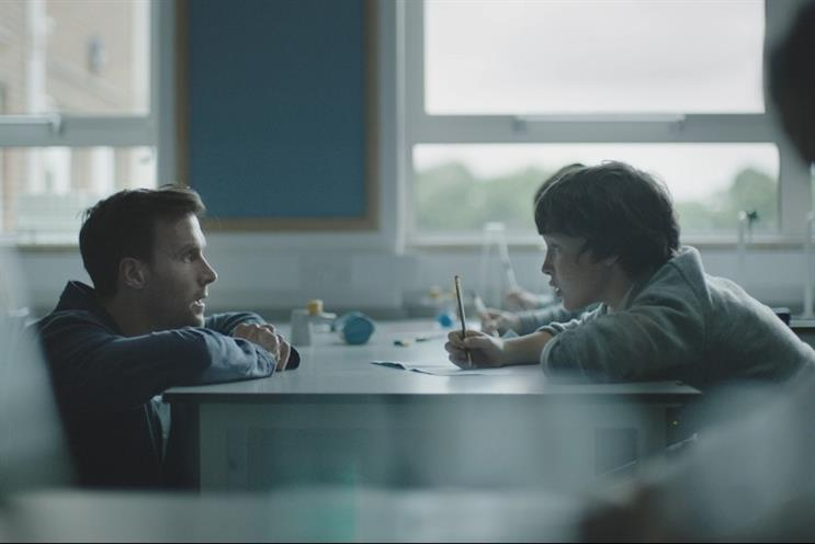 BHF: new campaign packs an emotional punch