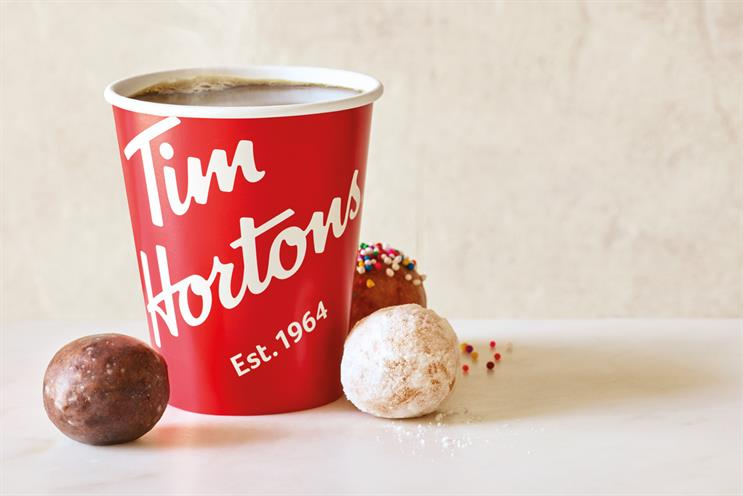Tim Hortons: has more than 4,400 restaurants in Canada, the US and the Middle East
