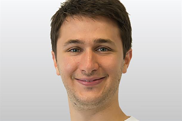 Brainlabs chief executive Daniel Gilbert