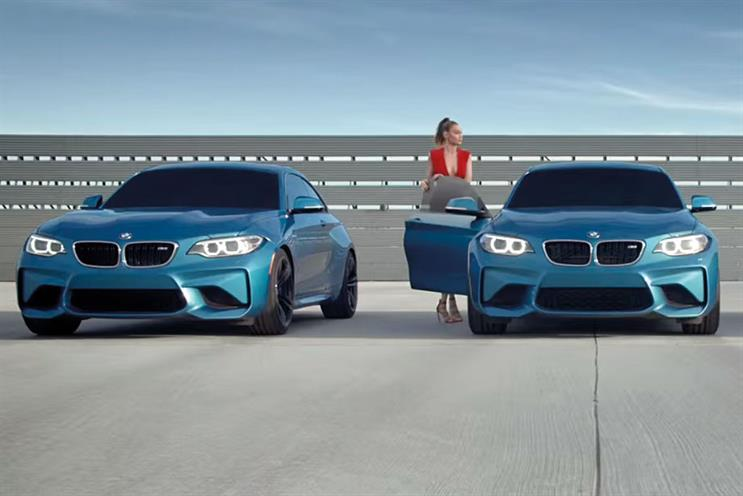BMW: Vizeum is the incumbent