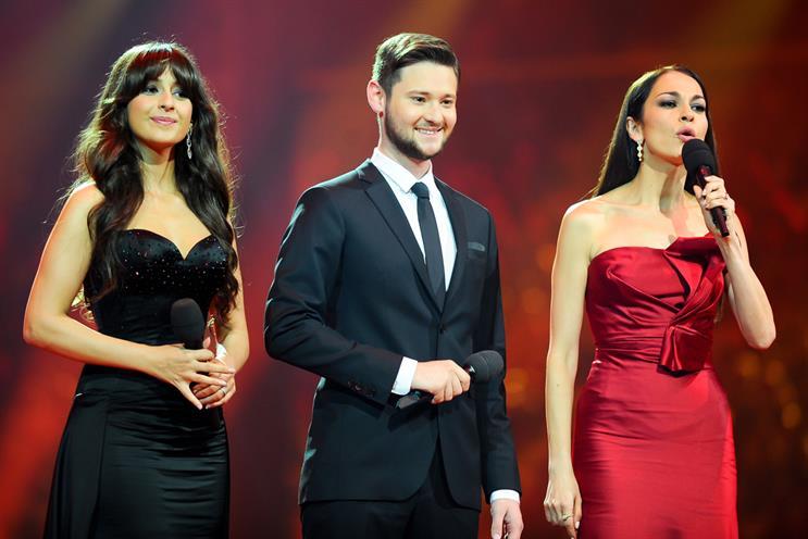 Baku: hosted Eurovision 2012