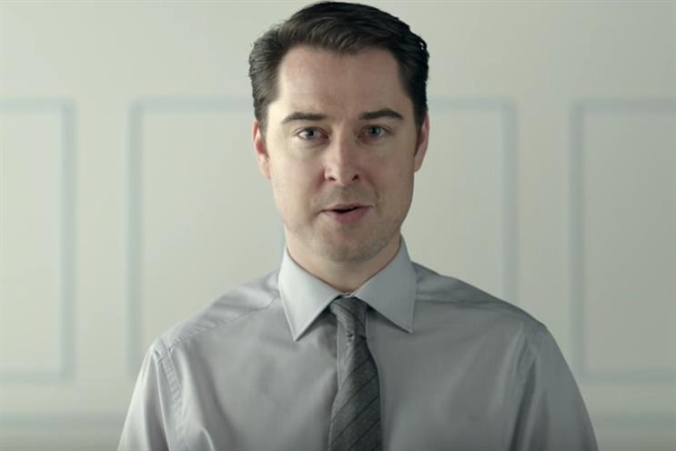 Do not trust this man: 'David' from Barclays is not who he claims